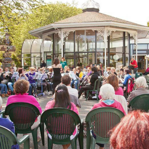 SUNDAY CONCERTS IN CANDIE GARDENS