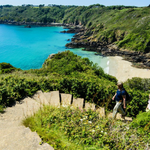GUIDED WALKS - COASTAL WALKS AROUND GUERNSEY