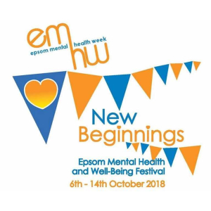 Epsom Mental Health Week and Well Being Festival @epsommental  @lovemelovemymind