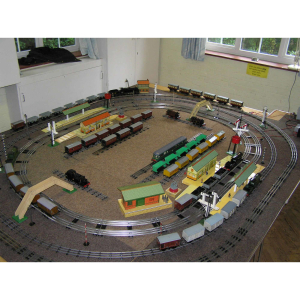 Model Railway Exhibition at The Good Shepherd in Tadworth #modelrailway