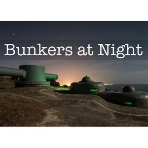 BUNKERS AT NIGHT