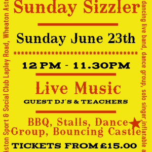 The Big Summer Salsa Sizzler