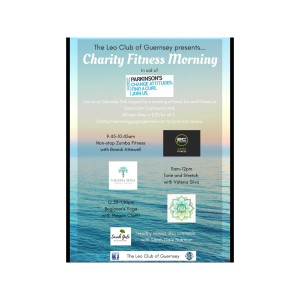 CHARITY FITNESS MORNING