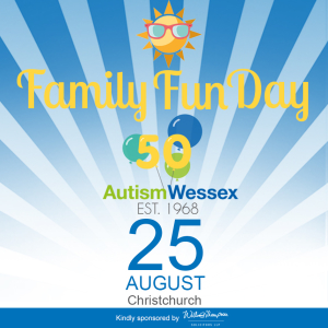 Autism Wessex 50th Birthday Party
