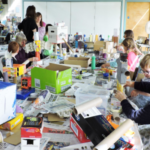 Arts & Crafts Day at Waterworks Museum - Hereford