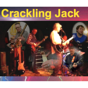 Crackling Jack playing live at The Plough