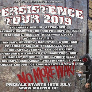 Persistence Tour 2019 - London at O2 Forum Kentish Town