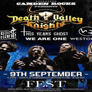 Death Valley Knights and more at Fest Camden - Camden Rocks