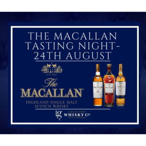 Macallan Whisky Tasting with Liquid Gold in #Ashtead @LGWhiskyCo