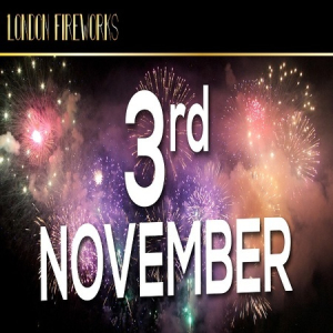 London and Harrow Fireworks Display 3rd November 2018- CELEBRATION OF CULTURE