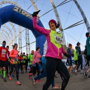 Farnborough Winter Half Marathon