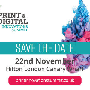 Print and Digital Innovations Summit London November 2018