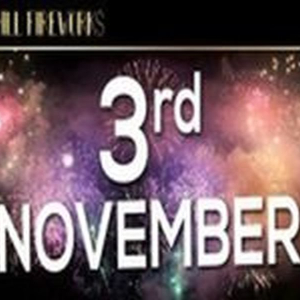 Mill hill and Edgware Fireworks 3rd November 2018: (CELEBRATION OF CULTURE)