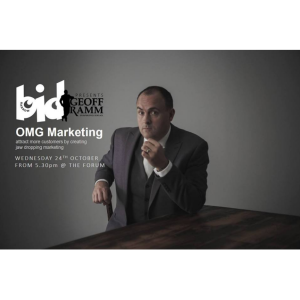 OMG Marketing with Geoff Ramm