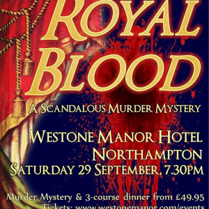 Royal Blood Murder Mystery