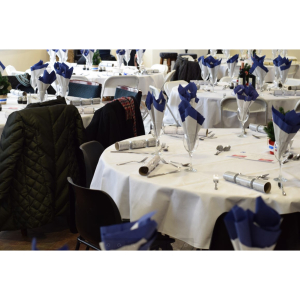 Book your Christmas Party Night at Kettering Rugby Club.