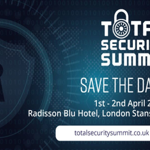 Total Security Summit London Stansted April 2019