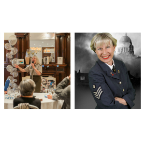 Sidney's Sponsored Events present Jill Daniels 1940's Tribute