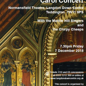 Normansfield Christmas Carol Concert