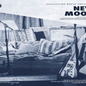New Moon: A Night of New Music Live in Putney London - Monday 3rd September