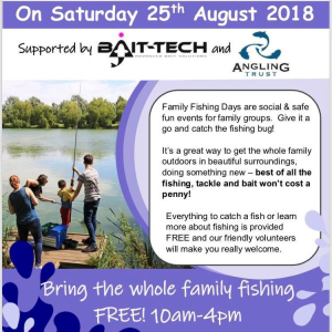 Family Fishing Day