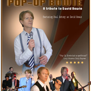 Pop-Up Bowie