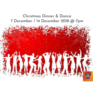 Christmas Dinner and Dance