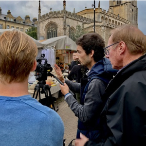 One term course in TV production at Cambridge TV School