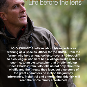 Iolo Williams - Life Before the Lens