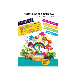 Tacchi-Morris Open Day