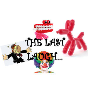 The Last Laugh @ Tacchi-Morris