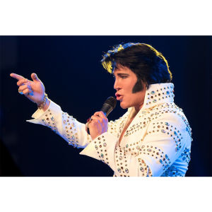 Gordon Hendricks is Elvis 2018 @ Tacchi-Morris