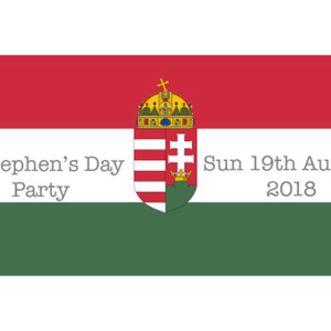 Hungarian's in London St Stephen's Day Party