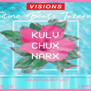 Future Beats Records // Visions // Saturdays in August