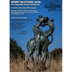 Spirit in Stone 2018 Exhibition at The Sculpture Park