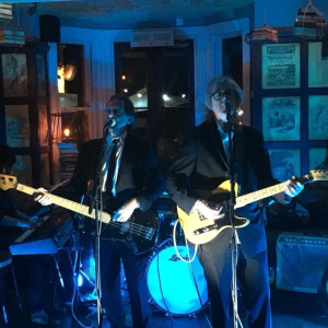 Blues Casters Playing live at The Plough
