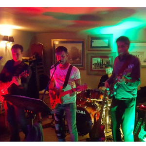 Transmission Playing live at The Plough