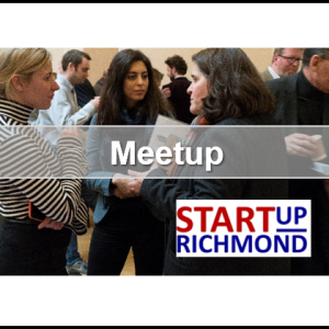 Meetup with StartUp Richmond