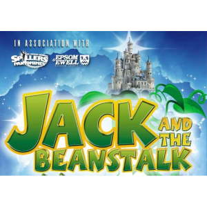 Jack & The Beanstalk – XMAS PANTO at @EpsomPlayhouse with Cheryl Fergison @CherylFergison1