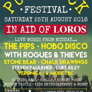 Pugstock Festival (in aid of LOROS)