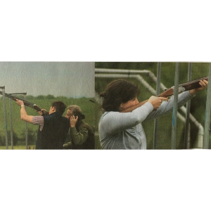 Novice Day Shoot with Langton Gun Club
