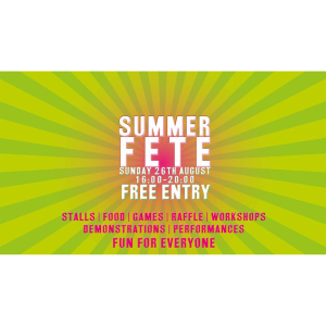 Flip Out Summer Fete