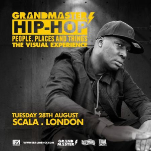 Grandmaster Flash - Scala, London