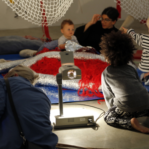 EARLY YEARS WORKSHOP · Project Light  · with artist educator Natalie Zervou