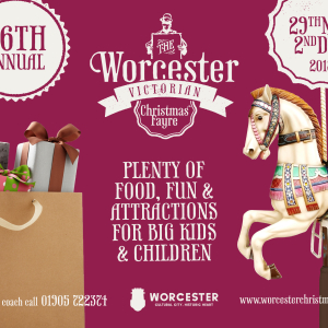 2018 Worcester Victorian Christmas Fayre