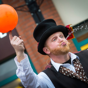 Norwich Evenings Free Street Entertainment - 23 August