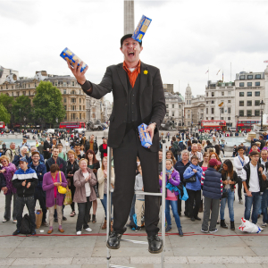 Norwich Evenings Free Street Entertainment - 6 September