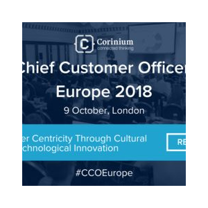 Chief Customer Officer, Europe 2018