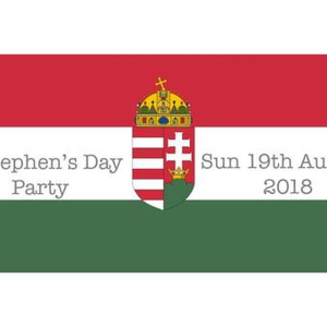 Hungarian's in London, St Stephen's Day Party @LimitedLDN