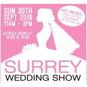 Surrey Wedding Show at Bourne Hall #Ewell  @eventsbyinspire @BourneHallEwell